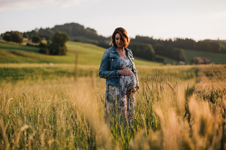 Schwangerschaftsshooting Bern