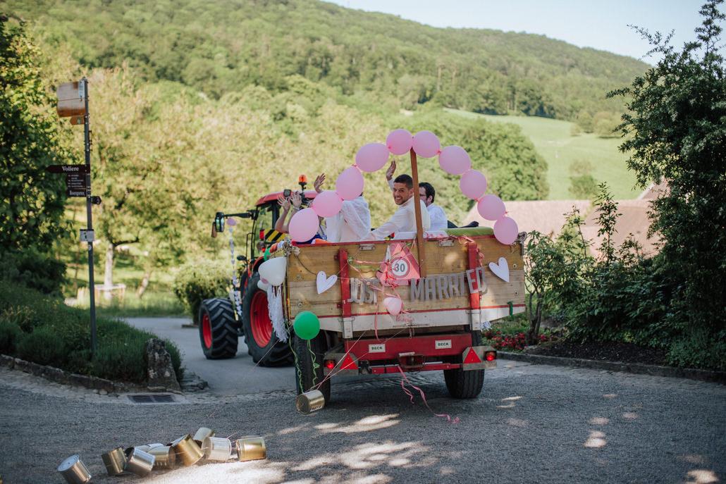 Hochzeitsfotografie Aargau