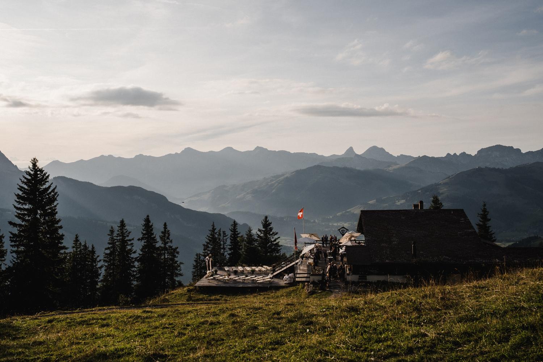 Hochzeitsfotografie Gstaad