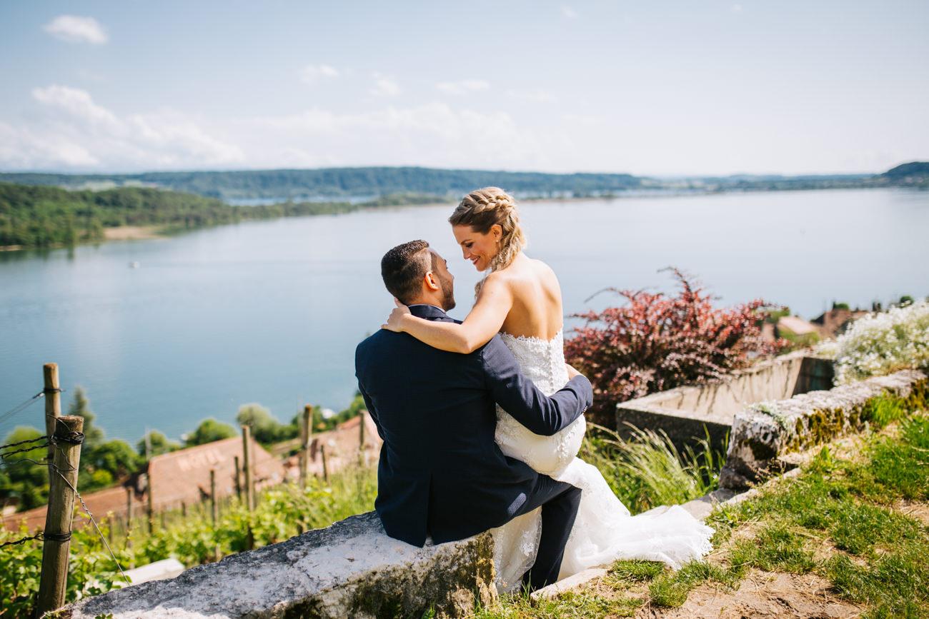 Hochzeitsfotografie Biel