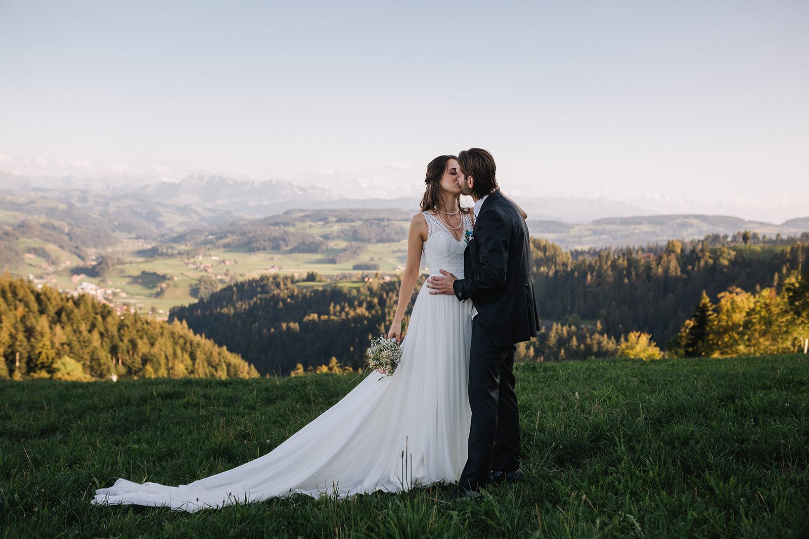 Hochzeitsfotograf Emmental
